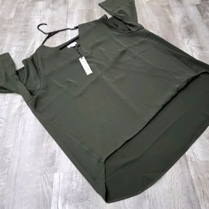 sleeve blouse like a tunic for Women's.